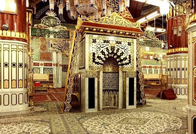 مساجد میں محراب بنانے کا حکم